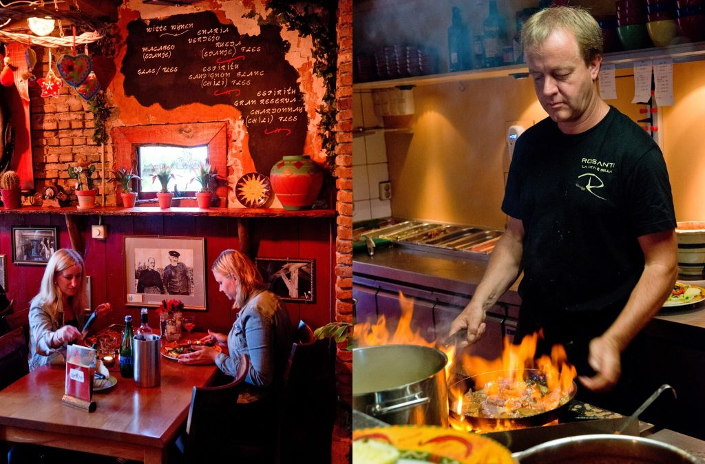 Mexican Steakhouse Restaurant Terschelling